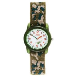Timex Time Teacher Camo