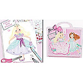 Depesche - My Style Princess Studio Colouring