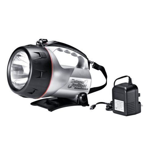 Active rechargeable Halogen Spotlight