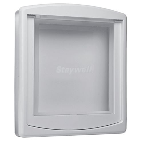 Staywell large white pet door