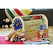 Tidy Books Box (Natural)