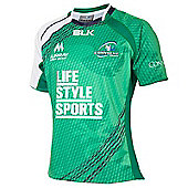 BLK Sport Connacht Rugby Home Replica Home Jersey 15/16 - Green