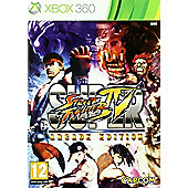 Super Street Fighter IV - Arcade Edition - Xbox-360