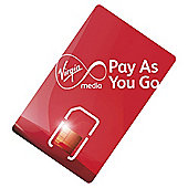 Virgin Media Pay as you go SIM Pack