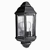 Faro Parma-5 One Light Outdoor Wall Lamp - Black