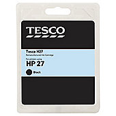 Tesco H40 remanufactured Printer Ink Cartridge - Black