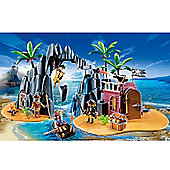 Playmobil 6679 Pirate Treasure Island