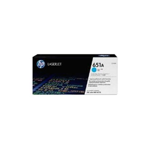 HP 651A Cyan Smart Toner Cartridge (Yield 16000 Pages) for LaserJet Enterprise 700 M775dn/M775f/M775z/M775z+ colour Multifunction Printers