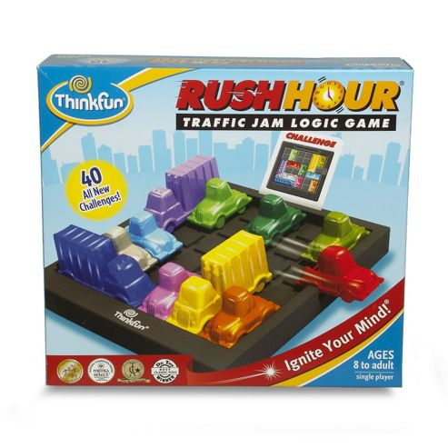 Ravensburger Rush Hour Traffic Jam Jigsaw Puzzle