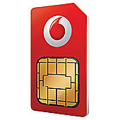 Vodafone Pay as you go SIM Pack