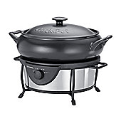Crock-Pot 4.7L Slow Cooker, Black