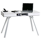 Maja Chelsea White Laptop Desk