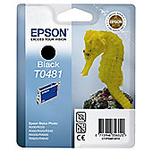 Epson T0481 Printer Ink Cartridge - Black