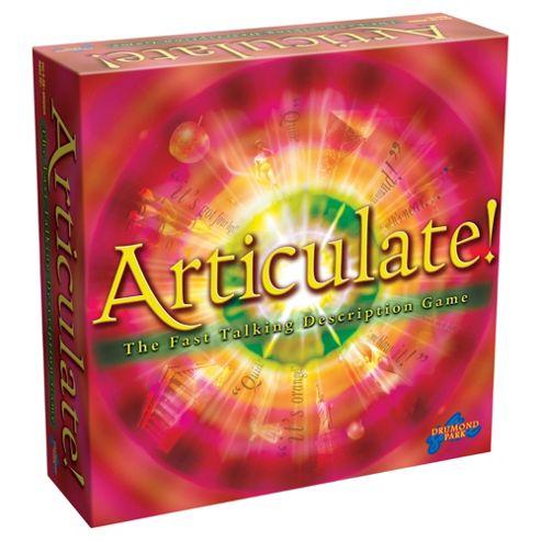 Articulate! Memory Game