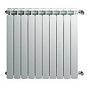 Faral Tropical 95 Aluminium Radiator 680mm High x 420mm Wide (5 Sections)