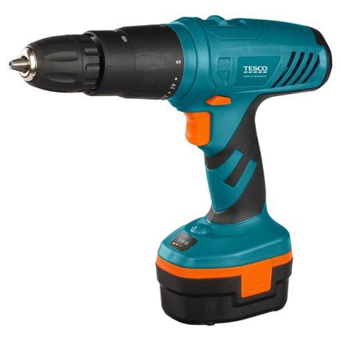 Tesco 144 Cordless Hammer Drill