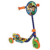 Tree Fu Tom 3-Wheel Scooter
