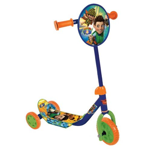 Tree Fu Tom My First 3-Wheel Scooter