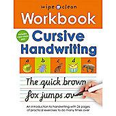 Cursive Handwriting Wipe Clean Workbook