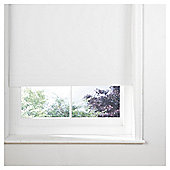 Thermal Blackout Blind, White 60Cm