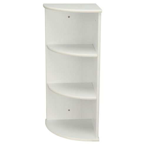 Buy Southwold White Wood Tongue Amp Groove Style 3 Tier Wall