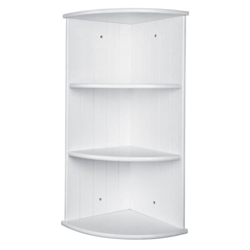 buy southwold white wood tongue groove style 3 tier wall. Black Bedroom Furniture Sets. Home Design Ideas