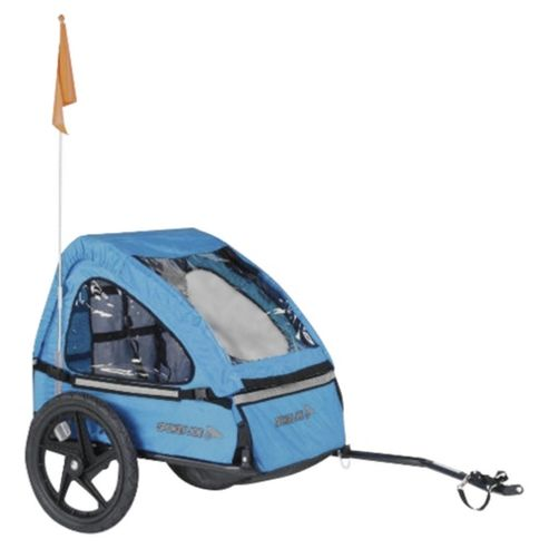 Spokey Joe Single Seat Child Bike Trailer