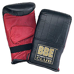 BBE Club Leather Bag Mitts