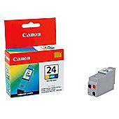 Canon BCI-24 Colour Printer Ink Cartridge