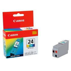 Canon BCI-24 Colour Printer Ink Cartridge