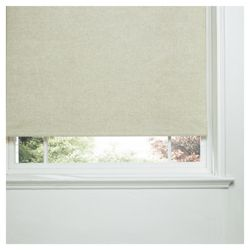 Thermal Blackout Blind, Natural Colour 120Cm
