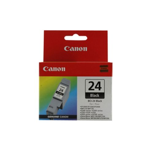 Canon BCI-24 Printer Ink Cartridge - Black