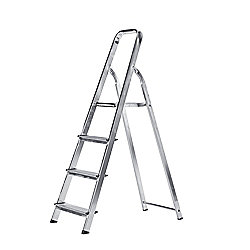 Abru 4 Tread Domestic Stepladder, 12004