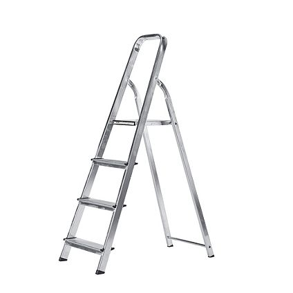 Step up to the task.Abru Ladders from under £30.