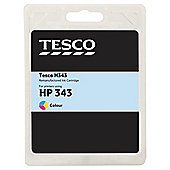 Tesco H140 Colour Printer Ink Cartridge (Compatible with printers using HP 343 Cartridge)