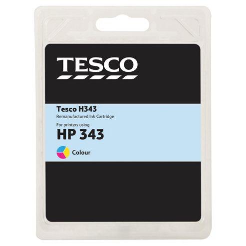 Tesco H140 Printer Ink Cartridge -Tri-Colour