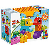 LEGO DUPLO Toddler Build and Pull Along 10554