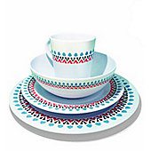 Witley 16 Piece Melamine Set (4 Person)