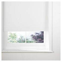 Thermal Blackout Blind, White 180Cm