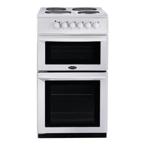 Belling 335 White Electric Cooker