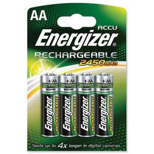 Energizer EZRCAA4(HR6) Rechargeable Battery