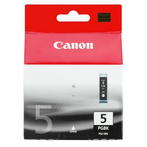 Canon PGI-5 Printer Ink Cartridge - Black