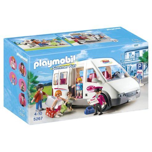 Playmobil 5267 Summer Fun Hotel Bus