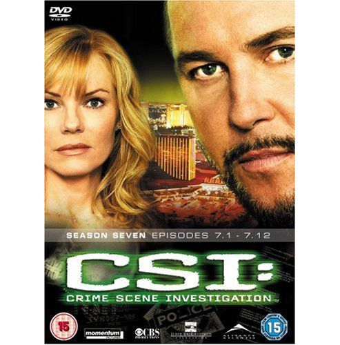 Csi: Crime Scene Investigation - Season 7 Eps 7-1 - 7-12 (DVD Boxset)