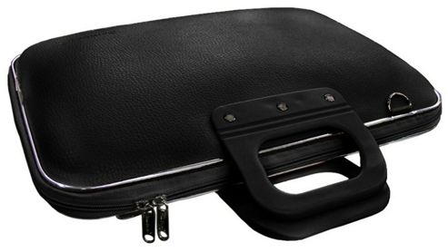 Bombata Classic Black 17 inch Laptop Case