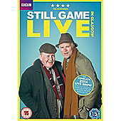 Still Game Live DVD