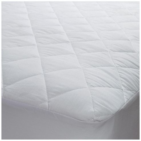 Anti Bacterial Single Mattress Protector