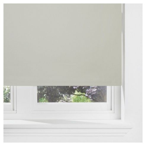 Sunflex Thermal Blackout Blind, Cream 120Cm