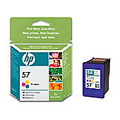 HP 57 Printer Ink Cartridge (C6657AE)- Tri-Colour