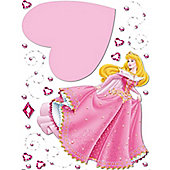 Disney Princess Chalkboard Sticker